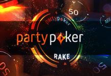 ищменение рейка на PartyPoker